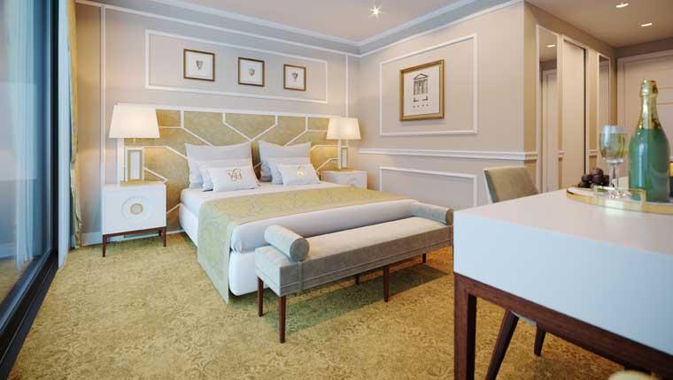 Deluxe suite, Villa Harmony