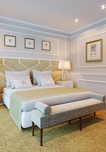 Villa Harmony, standard double room